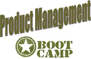 Product Management Boot Camp